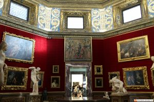The Uffizi Tribune
