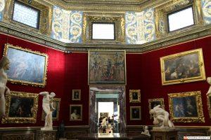 The Uffizi Tribune