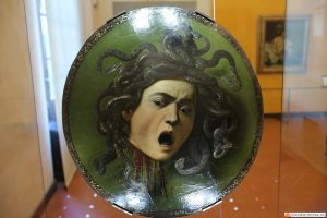 Caravaggio - Medusa
