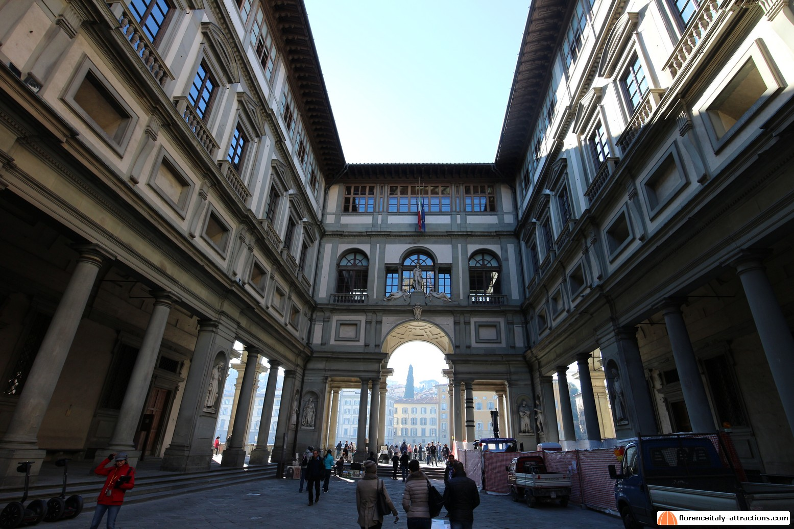 The Uffizi Gallery - Temple of the Renaissance