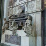 santa croce michelangelo's tomb