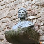 The age of Dante Alighieri