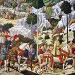 Journey of the Magi – Benozzo Gozzoli – Palazzo Medici-Riccardi