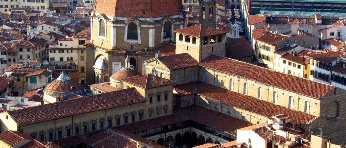 Medici chapel san lorenzo