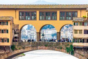 ponte vecchio vasari corridor