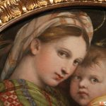 Madonna della seggiola – Raphael