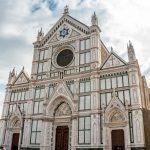 santa croce basilica florence italy