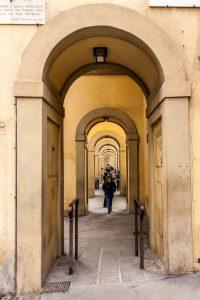vasari corridor arcades