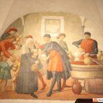ghirlandaio frescoes oratorio san martino