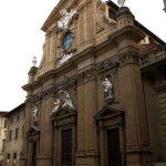 santa trinita facade