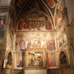 sassetti chapel santa trinita ghirlandaio