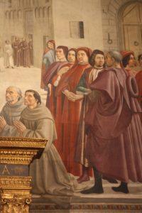 sassetti chapel santa trinita