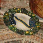 sassetti chapel coat of arms santa trinita