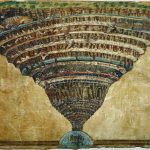 dante's inferno botticelli map of hell