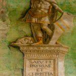 sassetti chapel santa trinita ghirlandaio david