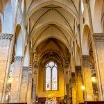 santa trinita architecture
