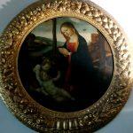 Madonna of the UFO in Palazzo Vecchio