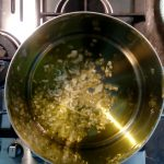ribollita sautéed onion garlic