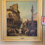 modern art gallery palazzo pitti florence italy