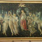 Botticelli Primavera – Uffizi Gallery