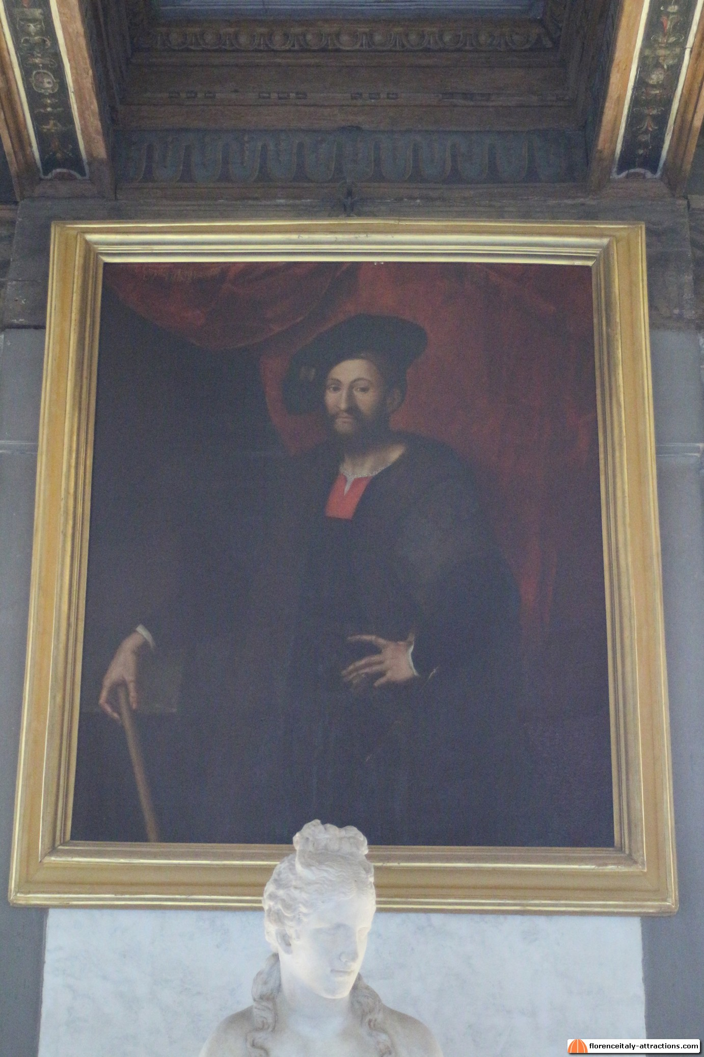 Photo ofGiuliano de Medici Duke of Nemours