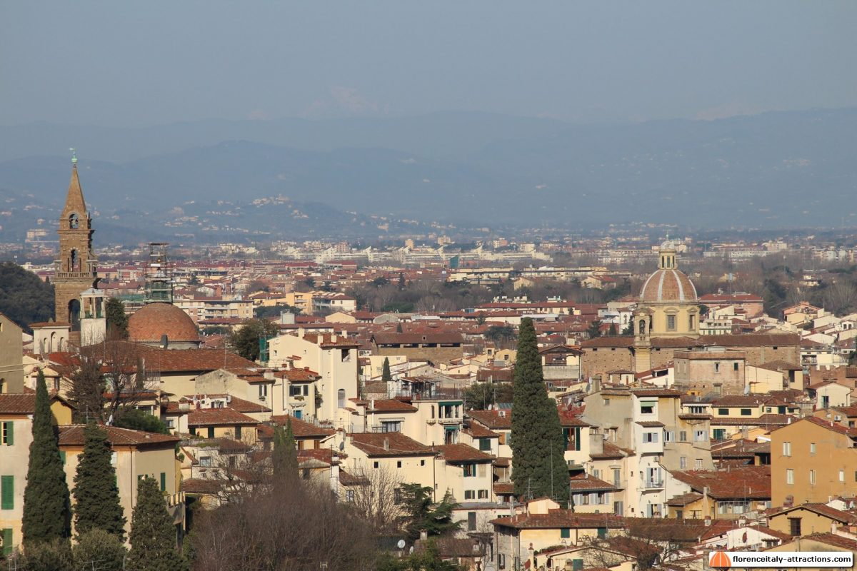 Piazzale michelangelo terrace on florence your contact for 5652 florence terrace