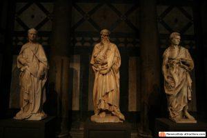 donatello sculptures