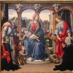 Filippino Lippi Madonna and Child