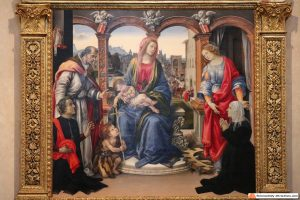 filippino lippi madonna and child