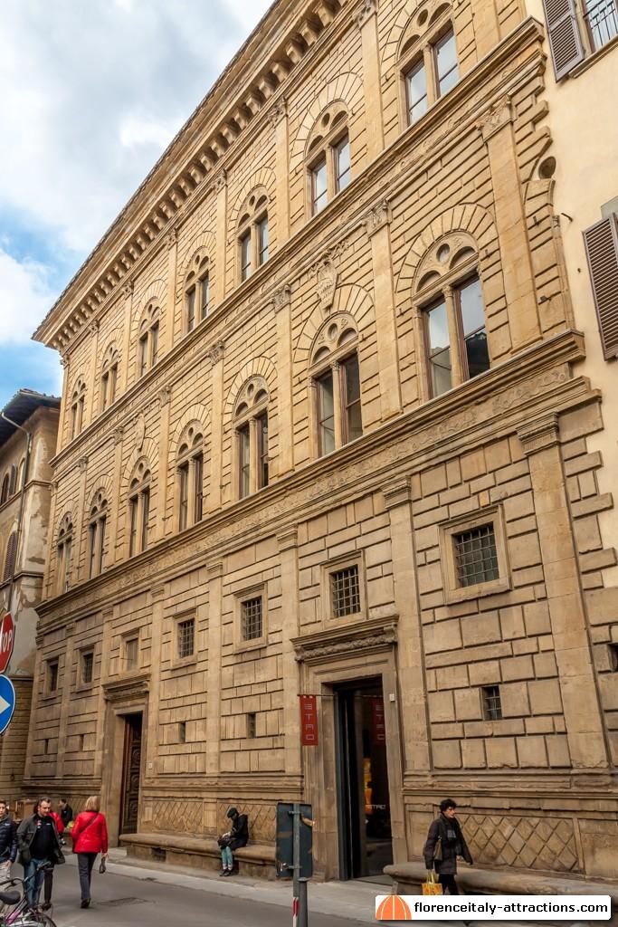 Palazzo rucellai your contact in florence - I giardini di palazzo rucellai ...
