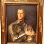 How did Cosimo I de Medici become Duke?