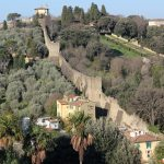 Florence wall – The Medieval defensive barrier