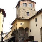 The Mannelli Tower in Florence