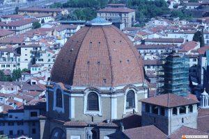 climbing giotto's campanile