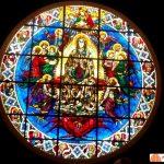 Florence Duomo rose window