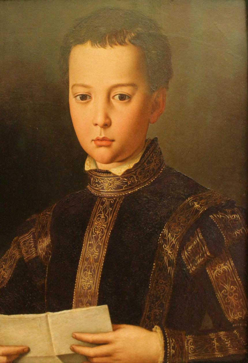 Photo ofFrancesco de Medici