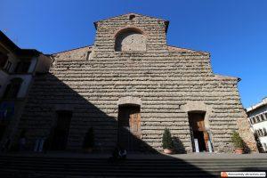 san lorenzo facade