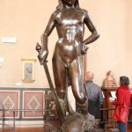 Donatello's David – The bronze statue