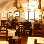 Restaurant Il Latini in Florence