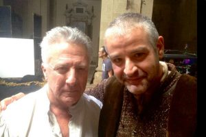 Dustin Hoffman Medici Kingdom of Gold