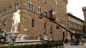 Florence and the Uffizi 3D