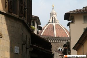 day trips to Florence from Rome and venice