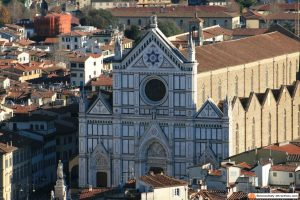 Florence Italy attractions - Santa Croce