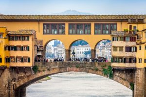 Florence Italy attractions - Ponte Vecchio