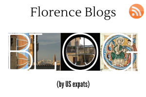 Florence Italy blogs