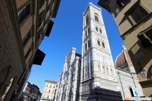 Duomo in Florence: the Cathedral of Santa Maria del Fiore