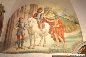 ghirlandaio frescoes