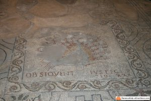 Duomo in Florence: Crypt of Santa Reparata