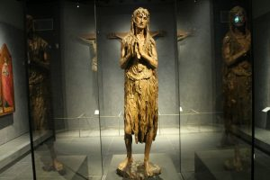Duomo Museum in Florence - Donatello's Mary Magdalene