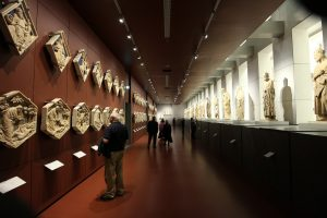 The Campanile Gallery in the new Duomo Museum